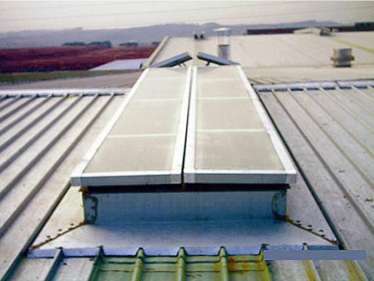 消防排烟天窗的两大系统