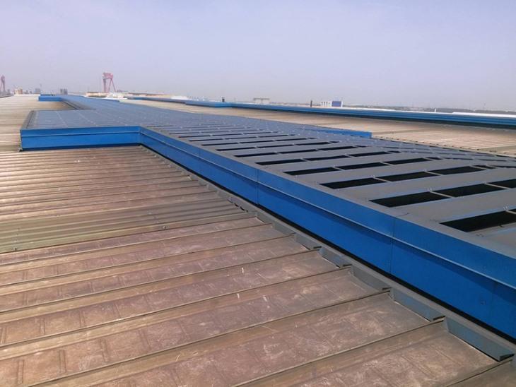 房顶通风器如何降低中性面的位置