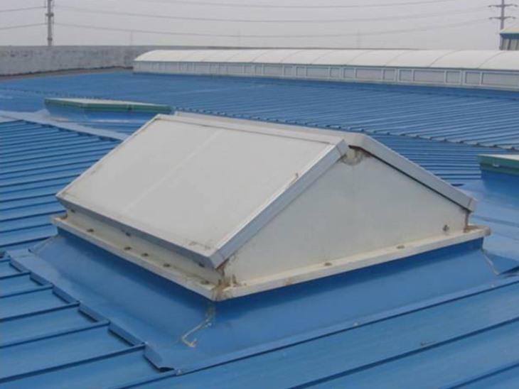 屋面泄爆通风天窗如何更好的设计?