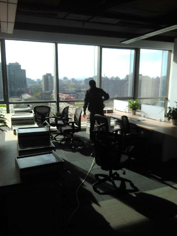 浅谈办公室除甲醛的严重性