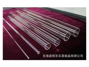 透明石英管的辅助材料