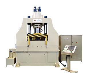 液压成形机的主要特色