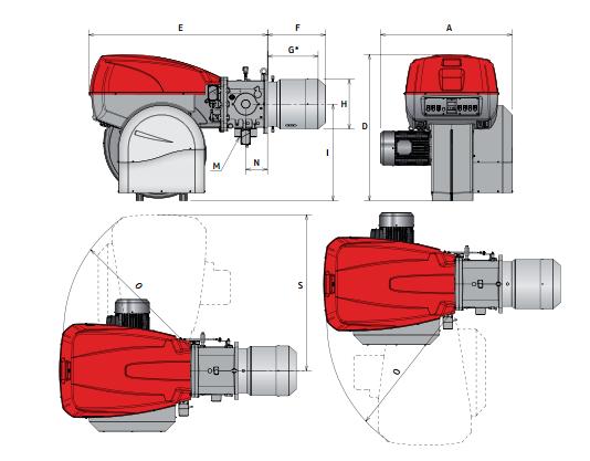 燃气燃烧器的使用要怎么保养?