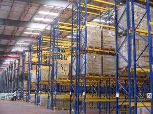 什么是重型仓储货架?