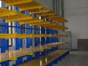 南京货架厂教你安装组合货架