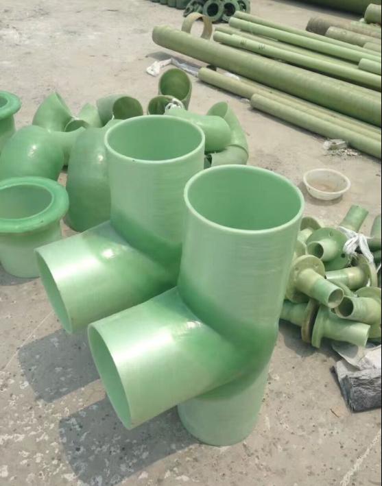 玻璃钢管件