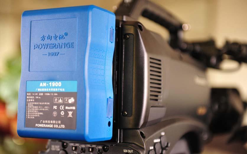 摄像机电池
