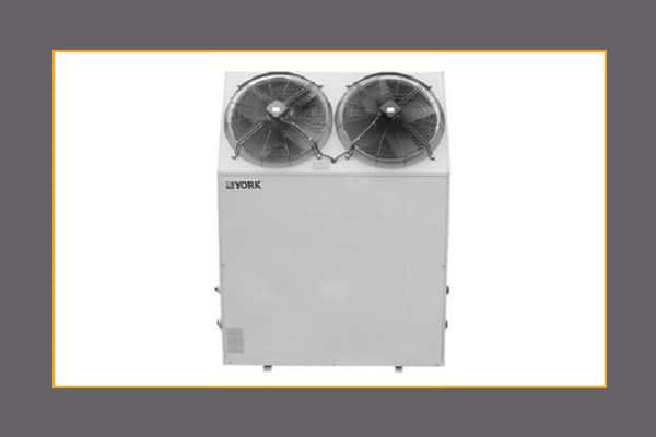 约克空气源热泵