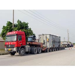 安吉至上海大件运输