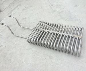 游泳池热泵用的管式钛换热器是什么