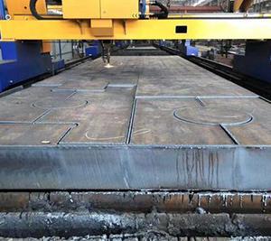 钢板激光切割加工的5大优点