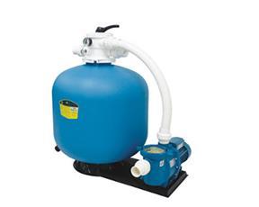 游泳池水處理設備里的過濾器應該怎樣使用才合適?
