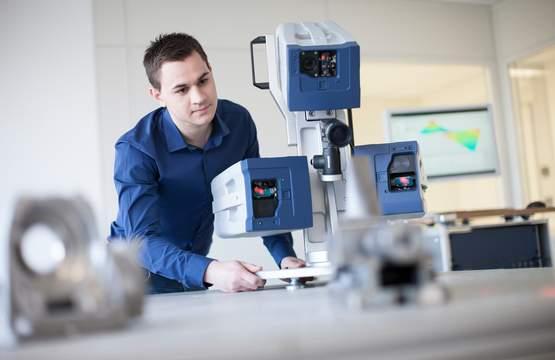 北京扫描式激光测振仪主要构成和特点
