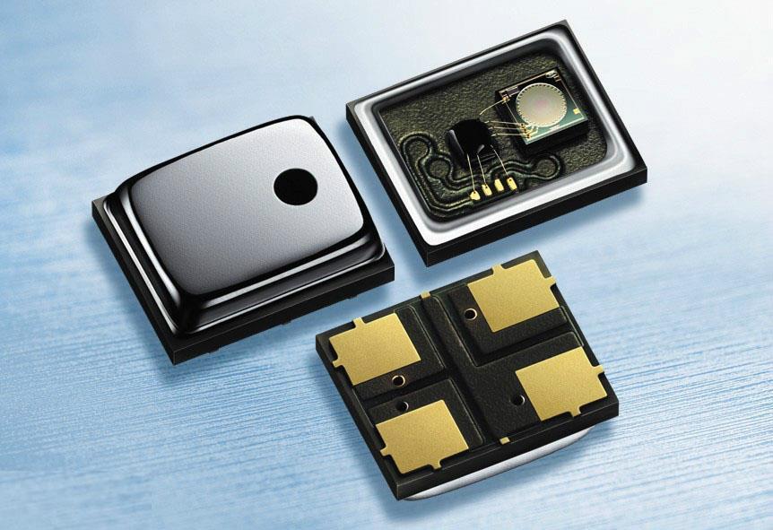 MEMS麦克风在智能手机等设备中的应用