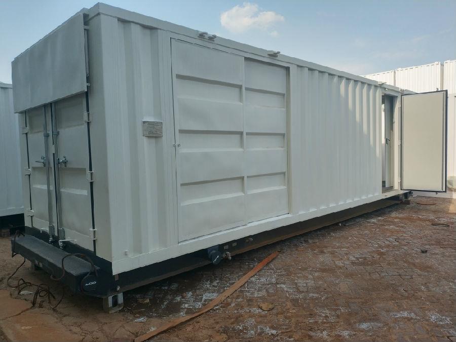 电力集装箱的应用