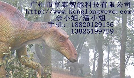 仿真恐龙制作厂家浅谈人类对恐龙的认识