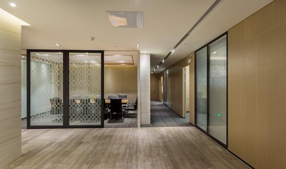 办公室走廊隔断