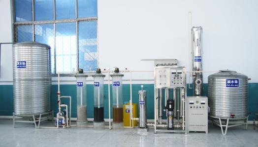 如何采购水处理设备厂家的污水处理设备