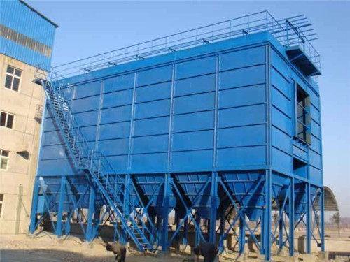 如何处理水泥厂除尘器排风效果不好的问题