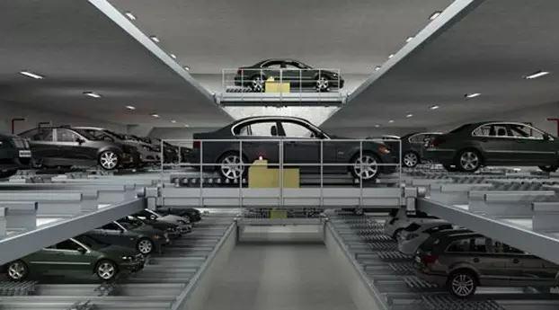 如今智能停车系统已经形成了一种趋势,在未来任何地方都离不开智能停车厂